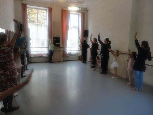 samendansen klein 1